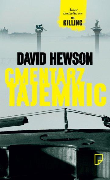 24dbd00ddaaf3 Cmentarz tajemnic [David Hewson] << KLIKAJ I CZYTAJ ONLINE