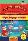 Wizyta Świętego Mikołaja - Bajka - audiobook – Lech Tkaczyk, Wydawnictwo Astrum, audiobook, książki audio, mp3, dla dzieci i młodzieży, epartnerzy.com