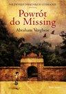 Powrót do Missing - ebook – Abraham Verghese, Świat Książki, ebook, eksiążki, obyczajowe, powieść, epartnerzy.com