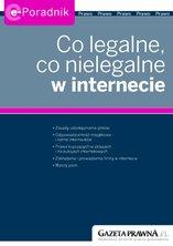 :: Co legalne, co nielegalne w internecie - ebook - pobierz e-book ::