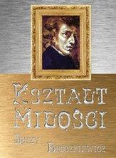 Kształt miłości, Jerzy Broszkiewicz, Lissner Studio - książka audio, audiobook, mp3