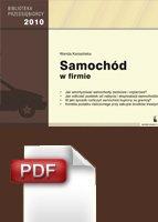 :: Samochód w firmie - 2010  - zamów e-book ::