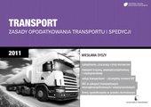 :: Transport-opodatkowanie transportu i usług spedycyjnych - pobierz e-book ::