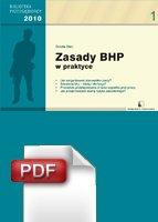 :: Zasady BHP w praktyce - 2010 - Zamów e-book ::