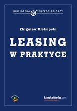 :: Leasing w praktyce - ebook - pobierz e-book ::