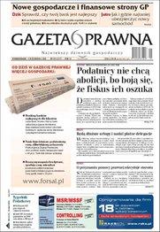 Dziennik Gazeta Prawna - wydanie darmowe – 195/2008