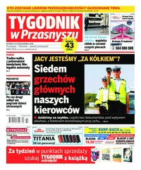 Tygodnik Ostrołęcki - Tygodnik w Przasnyszu