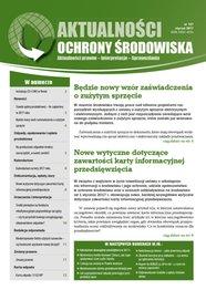 Ochrona środowiska w praktyce - e-wydanie