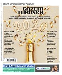 Gazeta Lubuska - B Żary, Żagań, Nowa Sól, Wschowa, Głogów, Polkowice - e-wydanie