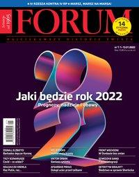 Tygodnik FORUM to publikowany od roku 1965 przegląd najciekawszych przedruków z prasy zagranicznej  - wydanie cyfrowe, eprasa, format zinio