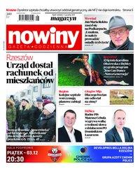 Gazeta Codzienna Nowiny - wydanie tarnobrzeskie - e-wydanie