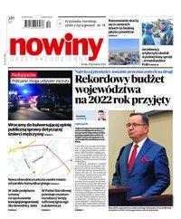 Gazeta Codzienna Nowiny - wydanie rzeszowskie