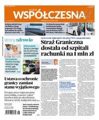 Gazeta Współczesna - Łomżyńska - e-wydanie