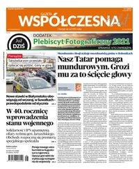 Gazeta Współczesna - Mazurska - e-wydanie