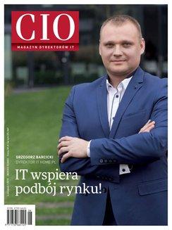 Prenumerata CIO Magazyn Dyrektorów IT