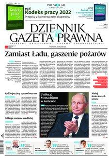 Prenumerata Dziennik Gazeta Prawna