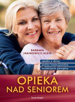 Opieka nad seniorem – ebook
