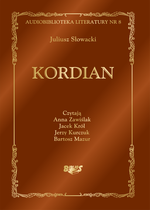 Kordian – audiobook