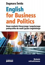 języki obce: English for Business and Politics – ebook