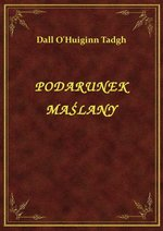 ebooki: Podarunek Maślany – ebook
