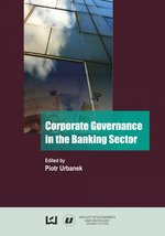 Corporate Governance in the Banking Sector – ebook