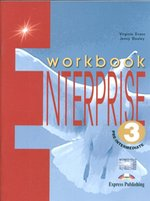Enterprise 3 Pre Intermediate Workbook – książka