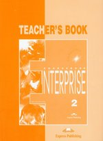 Enterprise 2 Teacher's Book – książka