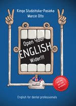 Open Your English Wider!!! – książka