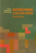 Restructuring class and gender – książka