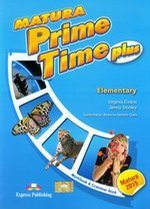 Matura Prime Time Plus Elementary Workbook – książka