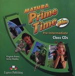 Matura Prime Time Plus Pre-intermediate Class CDs + Workbook&Grammar CD – gra