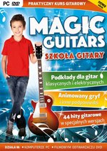 Magic Guitars Szkoła Gitary PC-DVD – gra