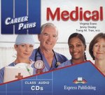 Career Paths Medical Class Audio CD – gra