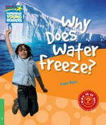 Why Does Water Freeze? Level 3 Factbook – książka