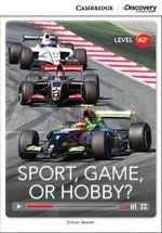 Sport, Game or Hobby? Low Intermediate Book with Online Access – książka