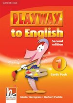 Playway to English 1 Cards Pack – zabawka
