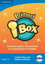 Primary i-Box Classroom Games and Activities CD – gra
