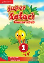 Super Safari 1 Teacher's DVD – gra