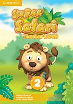Super Safari 2 Teacher's DVD – gra