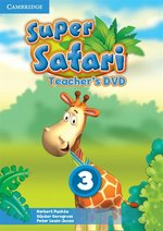 Super Safari 3 Teacher's DVD – gra