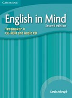 English in Mind Level 4 Testmaker CD-ROM and Audio CD – książka
