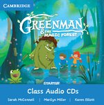 Greenman and the Magic Forest Starter Class Audio CDs (2) – gra