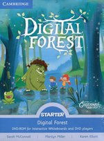 Greenman and the Magic Forest Starter Digital Forest – gra