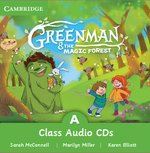 Greenman and the Magic Forest A Class Audio CDs (2) – gra