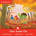 Greenman and the Magic Forest B Class Audio CDs (2) – gra