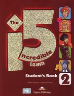 The Incredible 5 Team 2 Student's Book + i-ebook CD – książka