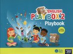 English Play Box 2 Playbook + CD – książka