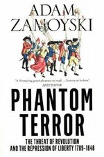 The Phantom Terror – książka