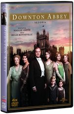 Downton Abbey Sezon 6 4 DVD – film