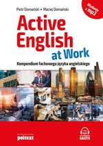Active English at Work wydanie z MP3 – książka
